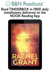 Read Tinderbox in free daily installments delivered on the Nook Reading App