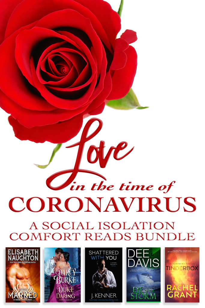 Love in the Time of Coronavirus cover