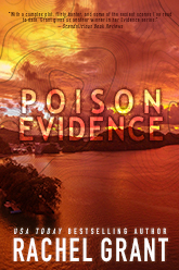 Poison Evidence book cover